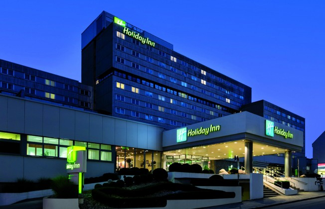 Hotel Holiday Inn M Ef Bf Bdnchen City Centre