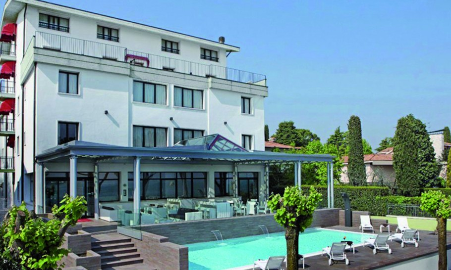 Hotel San Marco Rom Italien